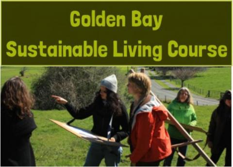 Golden Bay Sustainable Living Course