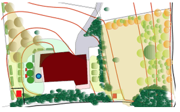 property design made with Inkscape