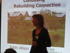 Robin Allison Cohousing Seminars